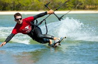 Kitesurf - Monte Alto, Arraial do Cabo
