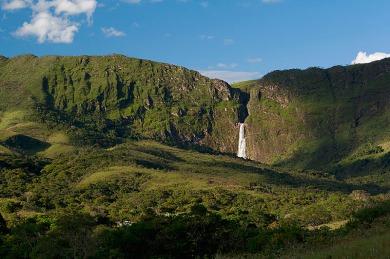 Cachoeira Casca D'Anta – Serra da Canastra, MG.
